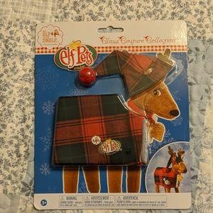 Elf on the shelf reindeer pajamas